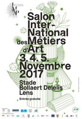 SALON METIERS D'ART NOVEMBRE 2017 LENS
